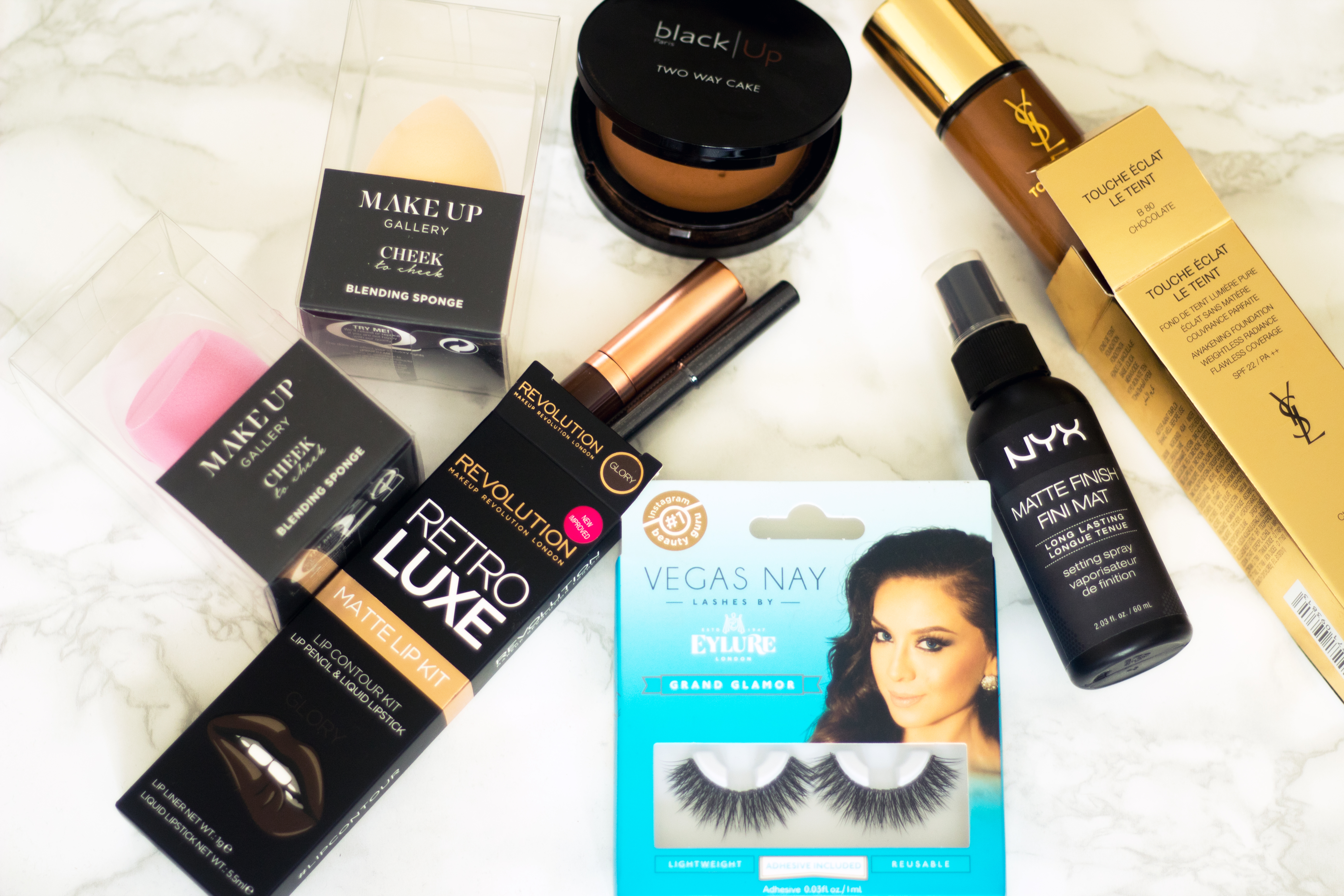 NEW IN: A FEW BEAUTY FAVOURITES