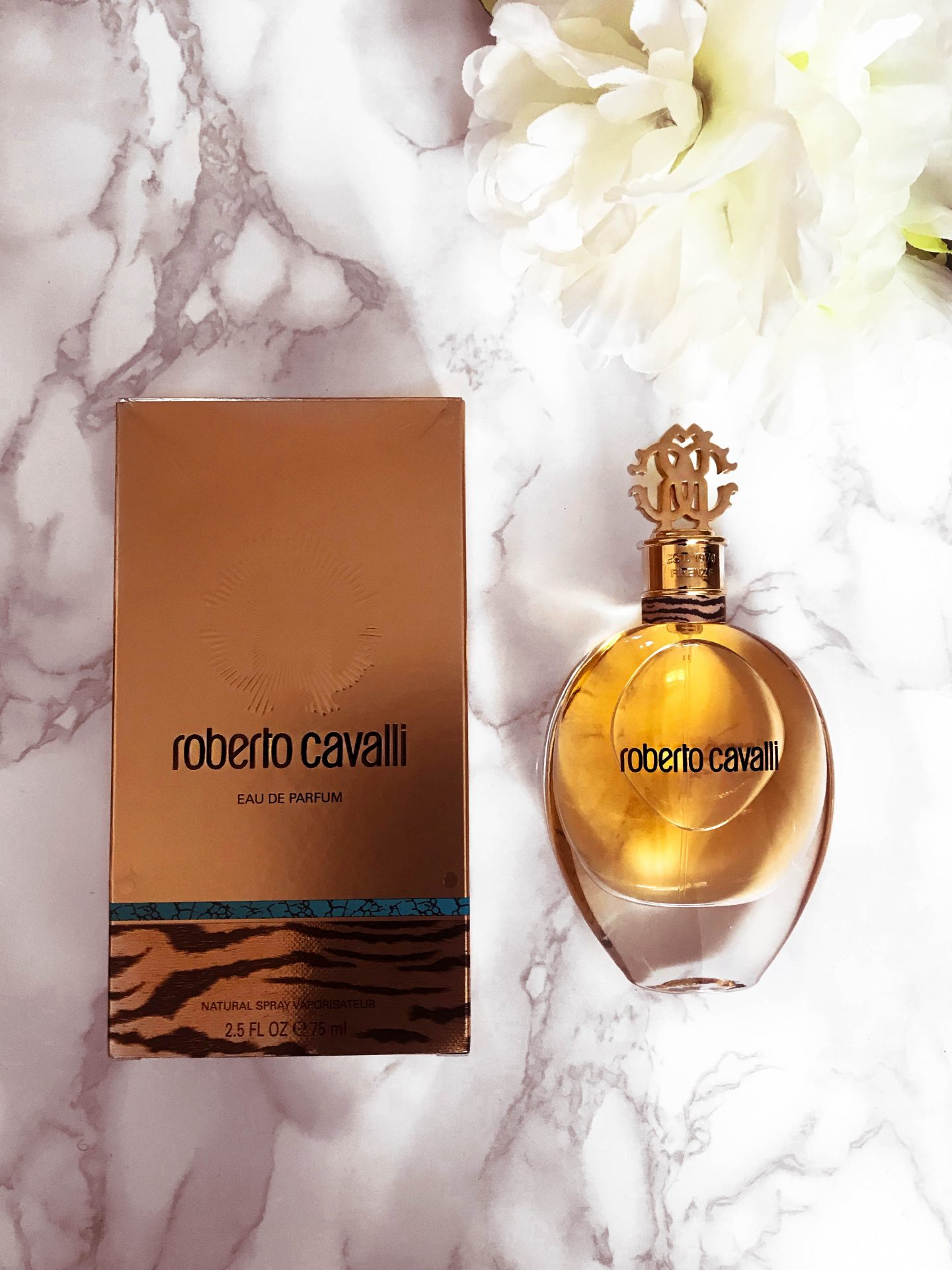 FRAGANCE OF THE MONTH- ROBERTO CAVALLI ~ EAU DE PARFUME